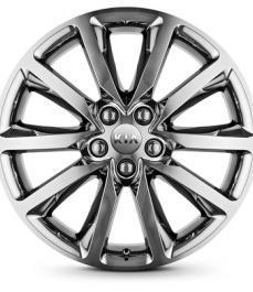 Легкосплавний колісний диск 7.5Jx19. 235/55 R19. Sorento UM 2015