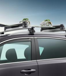 Багажник на дах алюмінієвий Sportage