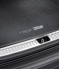 Накладка на облицювання багажника Sportage