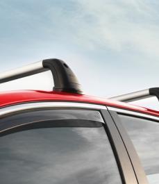 Багажник на дах алюмінієвий (поперечини)