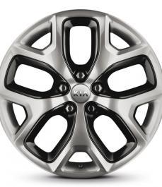 Легкосплавний колісний диск 7.5Jx19, 235/55 R19, Sorento UM 2015