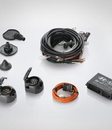 Проводка фаркопа (13 pin)