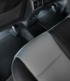 Підсвітка простіру для ніг (білий LED)