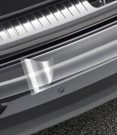 Захисна плівка заднього бампера (прозора) Sportage