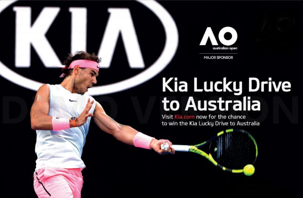 Переможець тенісного турніру «Київська осінь 2018» відправиться на Australian Open 2019!